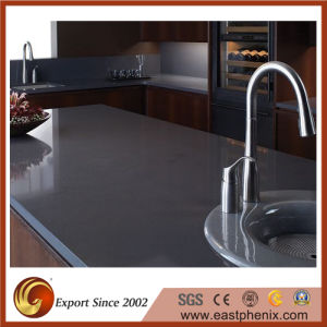 Good Quality Quartz Stone Kitchen Countertop pictures & photos