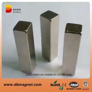 Block Motor NdFeB Permanent Magnet pictures & photos