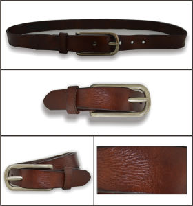 Business Genuine Leather Belt for Men pictures & photos