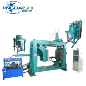 APG887 Epoxy Resin Automatic Pressure Gel Hydraulic Molding Machine pictures & photos
