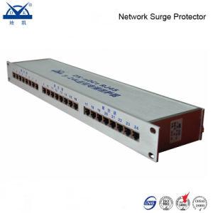 Cat5 100Mbps Ethernet Network RJ45 Transient Voltage Surge Suppressor pictures & photos