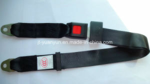 Simple Two-Point Seat Belts of Push Button pictures & photos