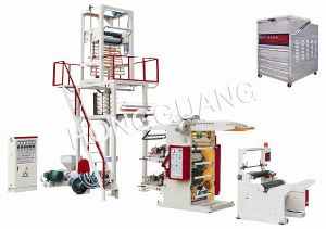 China Manufacturer Film Extruder Flexo Printing Connect Line pictures & photos