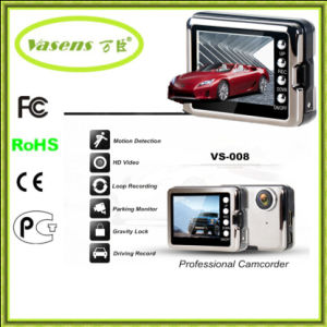 170 D Wide Lens Super Mini Design Private Model Panda Eye Car DVR Video Recorder pictures & photos
