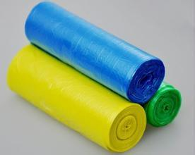 China Supplier of Biogradable Plastic Garbage Bag