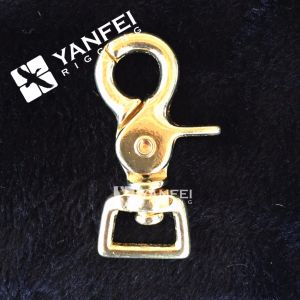 China Solid Brass Snap Hook with Factory Price pictures & photos