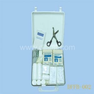 Home/Office/Car First Aid Box for Emergency (DFFB-002) pictures & photos