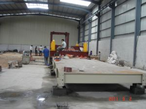 Artificial Quartz Slab Making Plant Semi Automatic Es-2450s pictures & photos