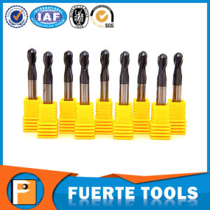 Carbide CNC Ball Nose Tools for Metal Milling pictures & photos