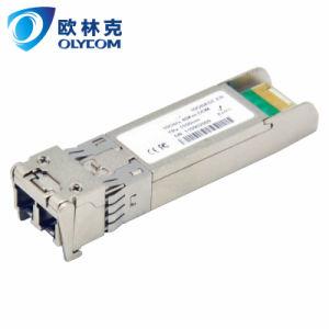 10g DWDM 80km Duplex SM SFP Transceiver with High Quality