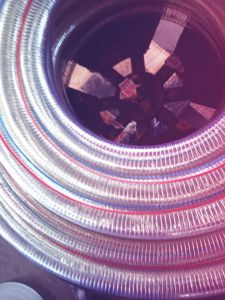 PVC Steel Wire Spiral Reinforced Hose (AIO-STL-T)