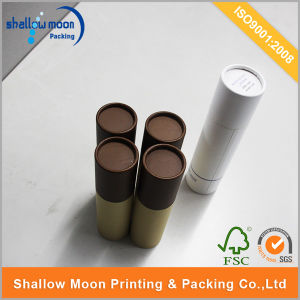 Customized Paper Tube Packing Box for 30ml Bottles (QYZ080) pictures & photos