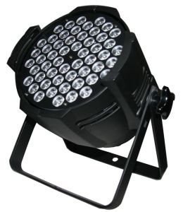 Professional Stage Light 3W*54PCS LED PAR Can/PAR Light pictures & photos