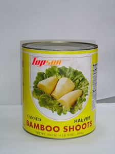 2950g Whole/Slice/Strip Canned Bamboo Shoots pictures & photos
