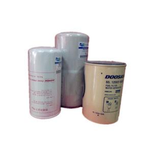 65.12503-5033s Dl08 Doosan Engine Fuel Filter pictures & photos