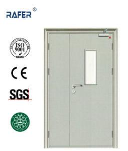 Mother Son Steel Fire Door (RA-S193) pictures & photos