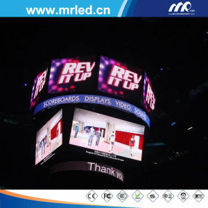 Mrled P10mm Sports LED Display / Perimeter LED Display (DIP 5050 Stadium Display Screen) pictures & photos