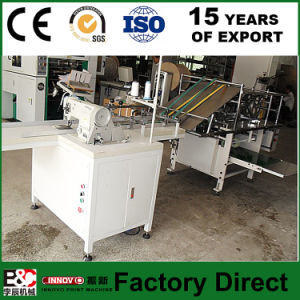 Zxfz1 Automatic Sewing & Folding Paper Machine Price Video pictures & photos