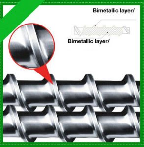 Bimetallic Screw & Barrel for Plastic Machine pictures & photos