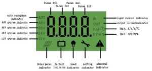 60A 12V/24V/36V/48V Auto High Power Solar Charge Controller (QWSR-LG4860) pictures & photos