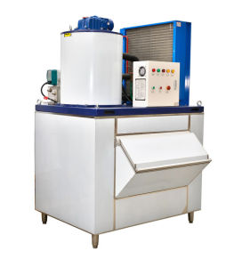 1ton Air Cooled Ice Making Machine for Sale pictures & photos