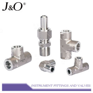 Stainless Steel But Weld Thread Pipe Fitting pictures & photos