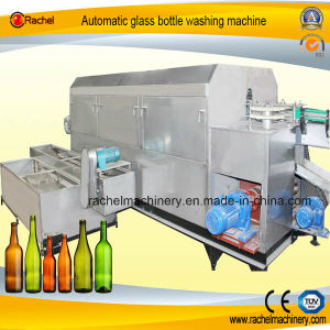 Automatic Glass Bottle Washing Drying Machine pictures & photos