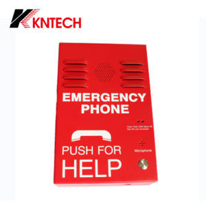 Knzd-38 Emergency Phone Sos Call Box Help Phone for Airport pictures & photos