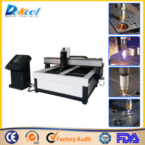 Us Hyperterm 105A/125A/200A CNC Plasma Laser Cutting Machines 20mm Metal/Al/Cu/CS/Ss Cutter pictures & photos