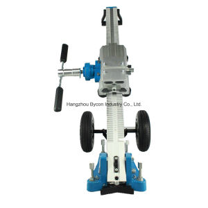 UVD-330 portable coring drill rig adjustable stand for concrete drilling pictures & photos