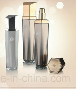 High Quality Plastic Cosmetic Bottle for Cosmetic Packaging Excellent Manufacturer Qf-043 pictures & photos