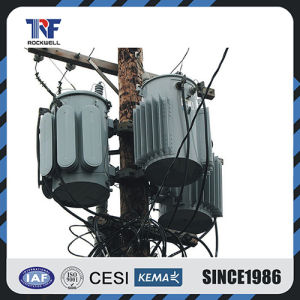 Single Phase Pole Mounted Transformer pictures & photos