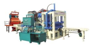 Hydraulic Automatic Hollow Block Making Machine for Indonesia Construction pictures & photos