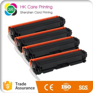 for HP CF400X CF401X CF402X CF403X 201X for HP Toner Cartridge Color Laserjet PRO M252dw M252n Mfp M277dw M277n pictures & photos
