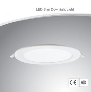 Plastic Coated Aluminium 18W LED Downlight pictures & photos