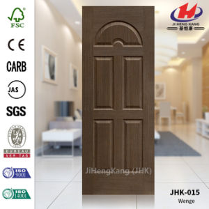 Wenge Moulded HDF/MDF Door Skin (JHK-015) pictures & photos
