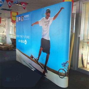 230X300CM Magnetic PVC Straight 10FT POP up Display Wall Banner pictures & photos