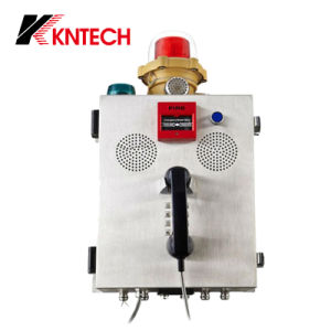 Alarm Telephone for Fire Protection Knzd-41 Kntech pictures & photos