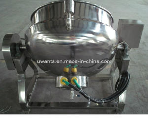 Electricity Heating Way Cooking Pot with Mixer pictures & photos