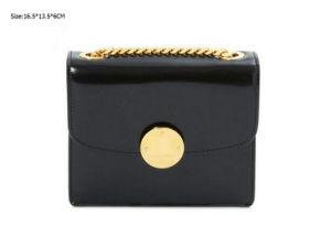 Fashion Bag Handbag Leather Bag (YW334-01A)