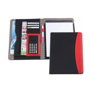 PU PVC Leather File Holder
