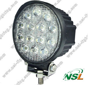 Cheap Price 42W LED Work Light 4 Inch Forest Machine Working Light pictures & photos