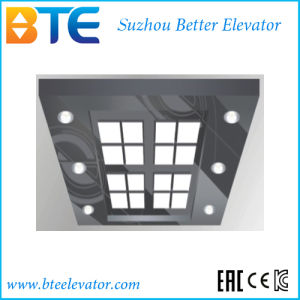 Ce Gearless Traction Passenger Elevator with Small Machine Room pictures & photos