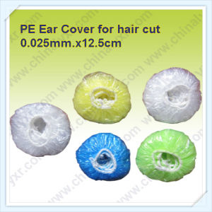 Ly Protective PE Ear Cover for Hair Dye pictures & photos