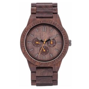OEM Specializing in The Production of Wooden Watch, Multifunction Wooden Watch pictures & photos