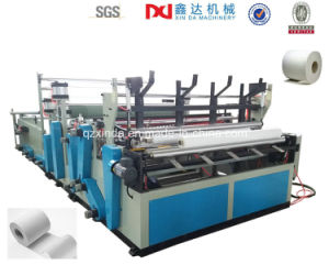 China Factory Toilet Paper Making Machine Equipment pictures & photos
