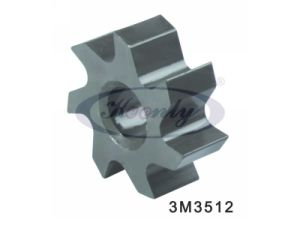 7PT. Solid Tungsten Carbide Milling Cutter 3m3512