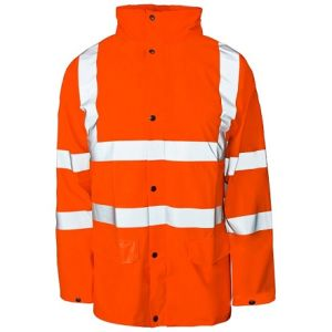 High Visibility Safety Jacket with En20471 (C2463) pictures & photos