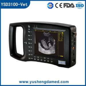 FDA Hospital Equipment Veterinary Ultrasound Scanner Ultrasonic System pictures & photos