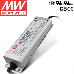 Taiwan Meanwell Waterproof LED Power Supply Elg-150-C500 pictures & photos